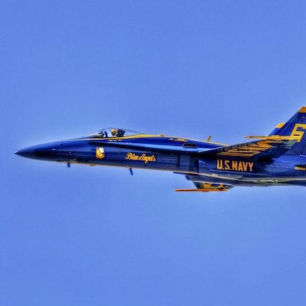 Salute to Capt Jeff Kuss    5.28.2016.6 - Salute to Capt Jeff Kuss. Blue Angels pilot, Jeff Kuss, flies his f18 during an air show in Lincoln, Nebraska....