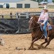Australian Cutting Horse & Youth Group Open Snaffle Bit GR1