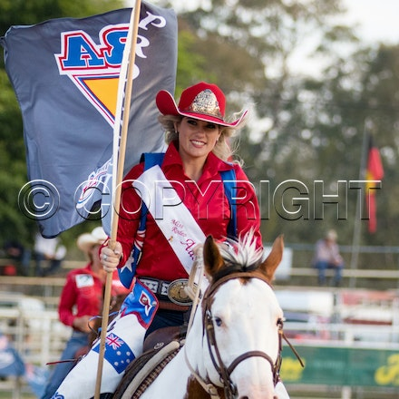 Arena Presentations Warwick Rodeo - Warwick Rodeo and Campdraft 2016 Presentations in the arena