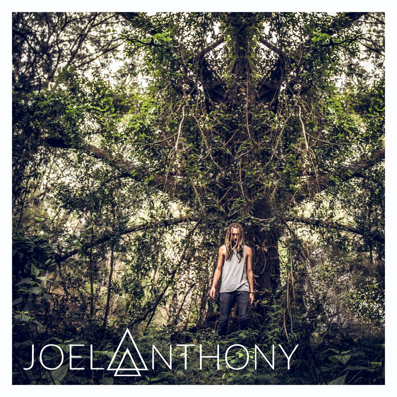 Joel Anthony visual branding by Storm Lahiff