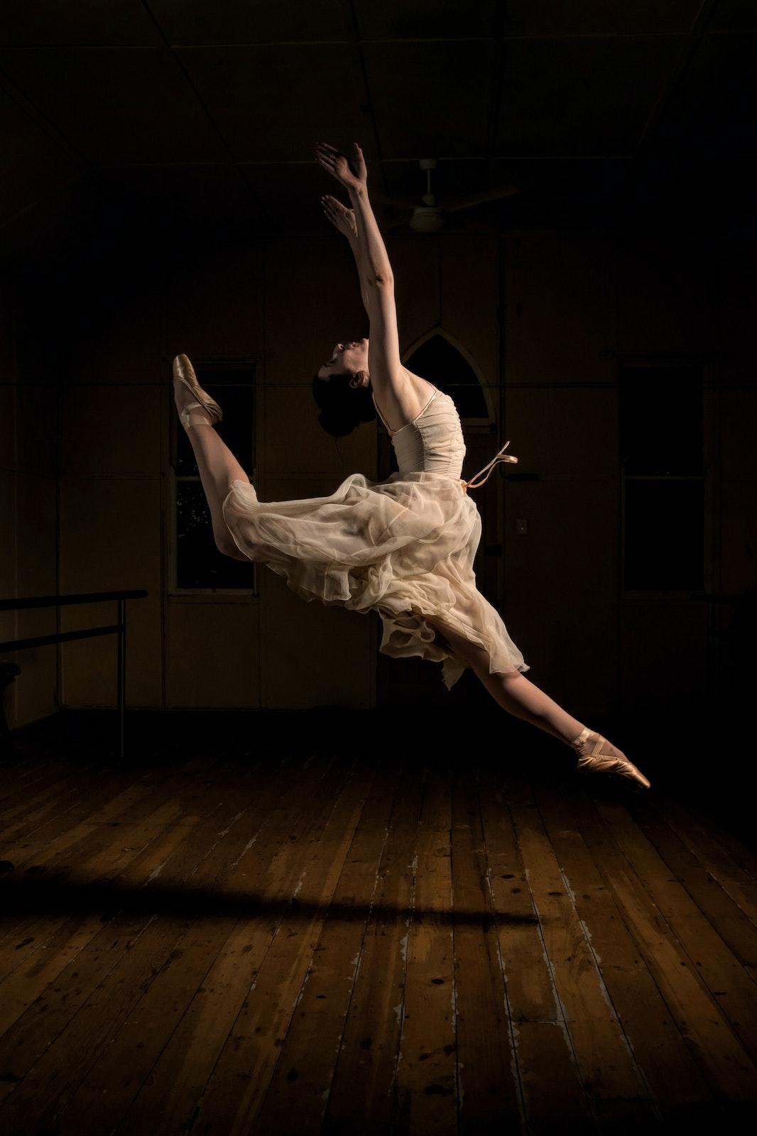 Storm Lahiff_Maddie ballerina