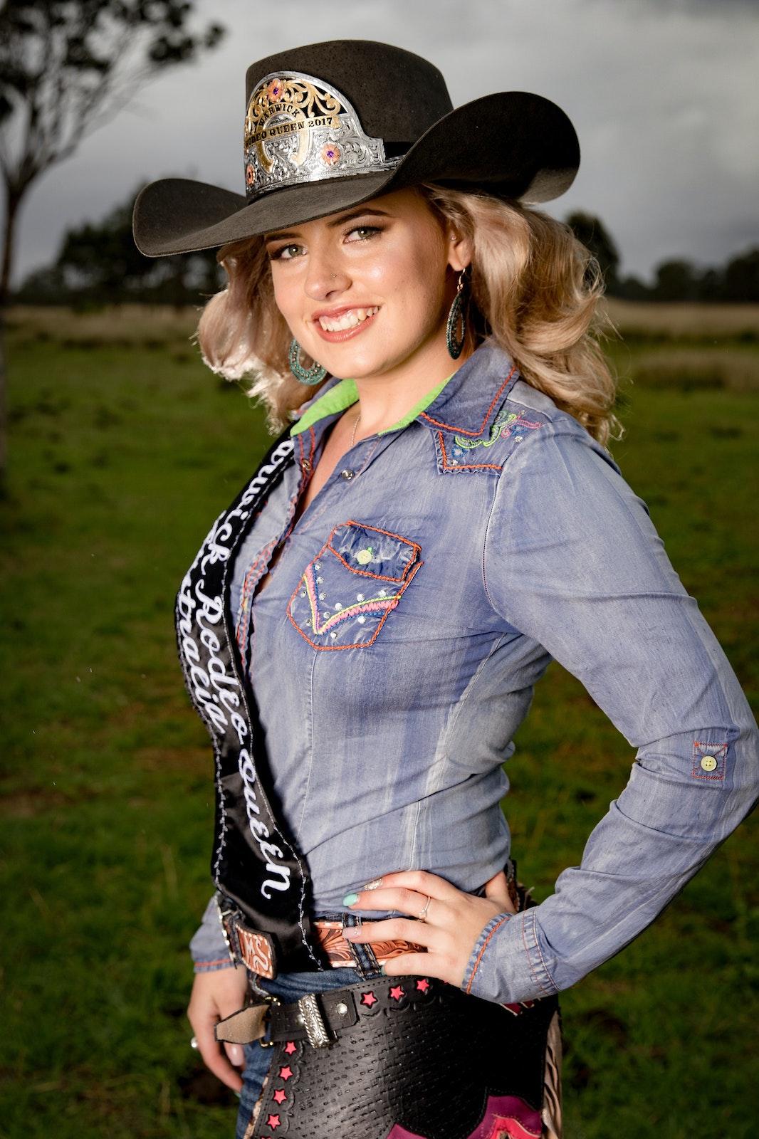 Storm Lahiff Photographer_Meghan Stewart Warwick Rodeo Queen 2017