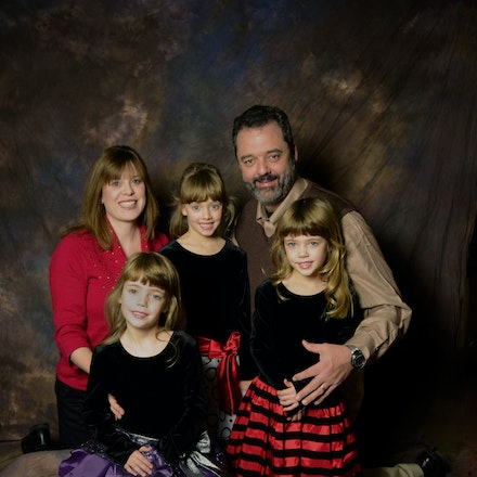 Dr Mark McCoy Family