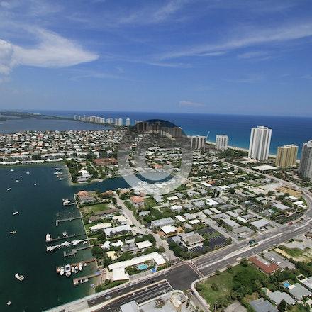 SINGER ISLAND - Aerial Photos of Singer Island and Palm Beach Shores