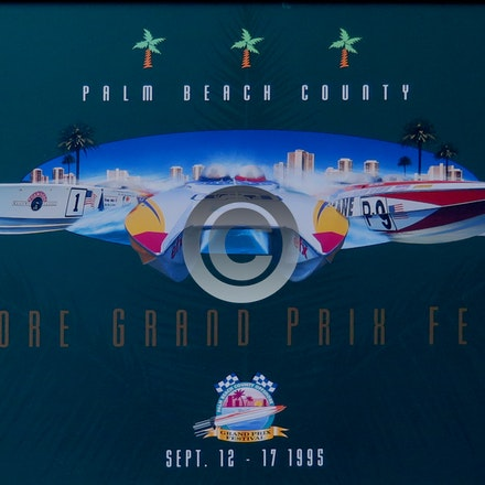 GRAND PRIX POSTER 1995