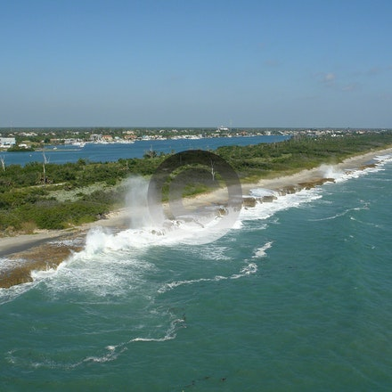JUPITER ISLAND & HOBE SOUND - Aerial Photos of Hobe Sound and Jupiter island Fl.
