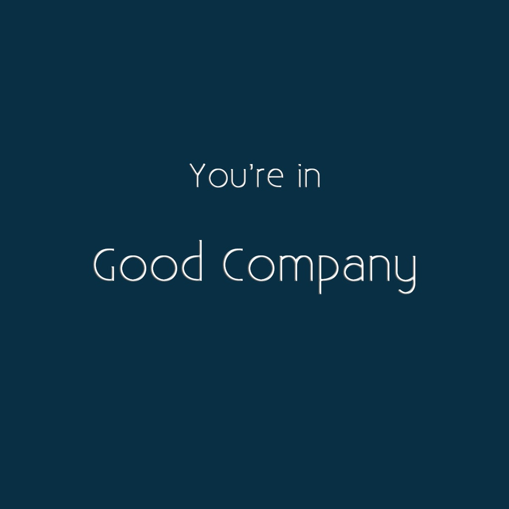 You're in good company - - Perth Corporate Photographer David Phillips