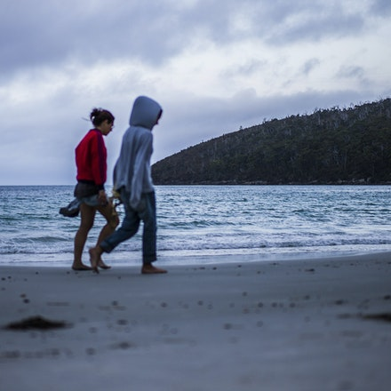 Fortescue Bay TAS. - Fortescue Bay; entered by sea or through the Tasman National Park, it acts as a great hub for nature related activities on the south...