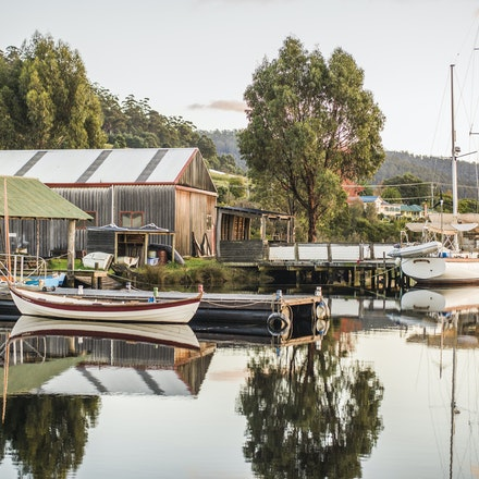 Wooden Boats - Tasmania has a rich maritime history, both from a commercial and pleasure craft perspective. In particular, Tasmania has a strong heritage...