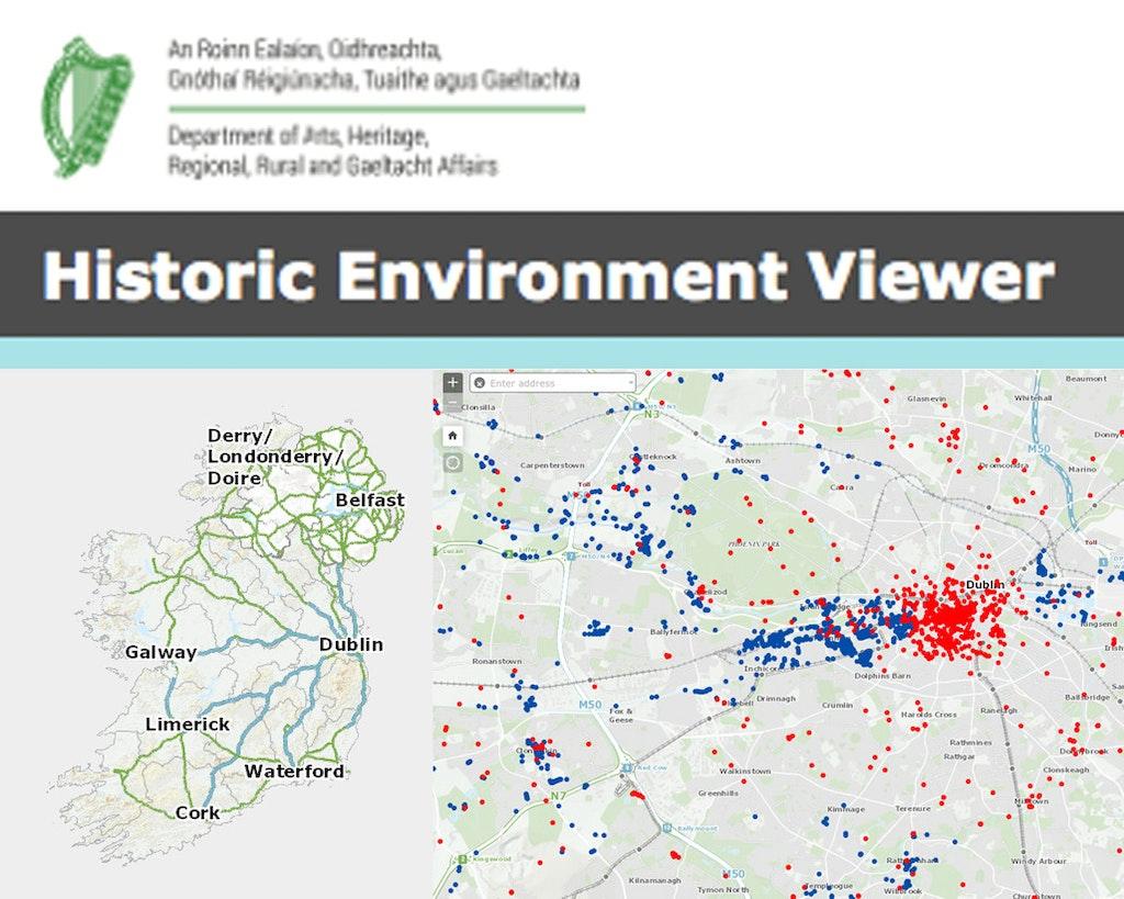 Historic Environment Viewer
