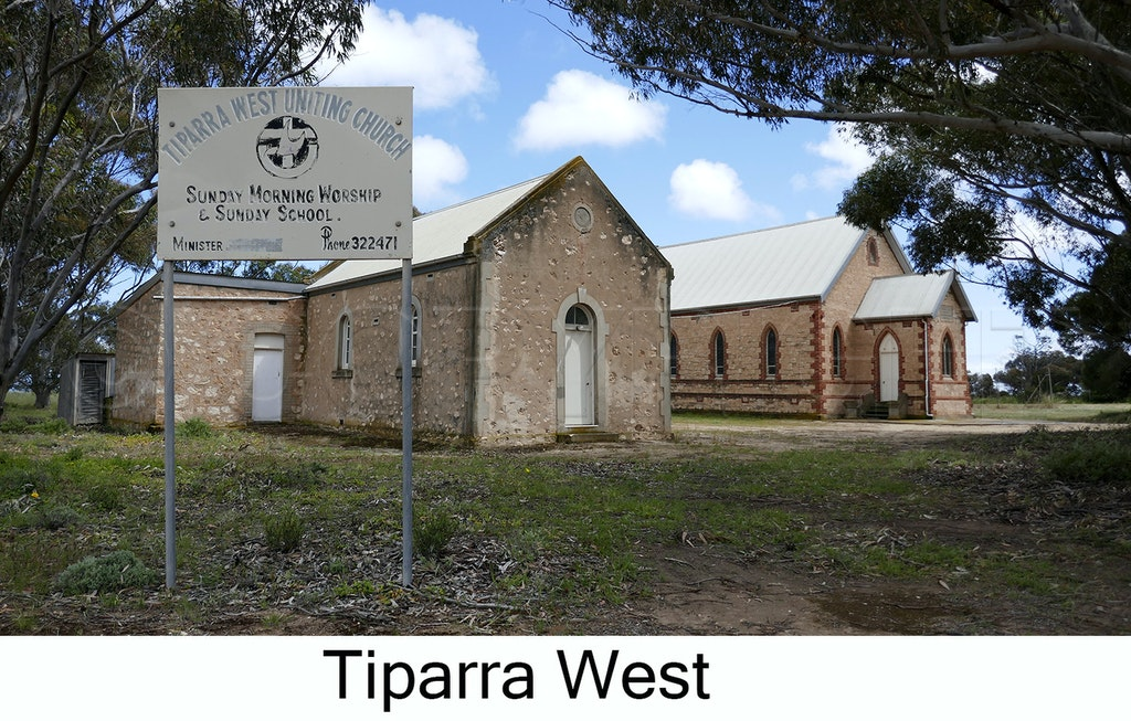 Tiparra West