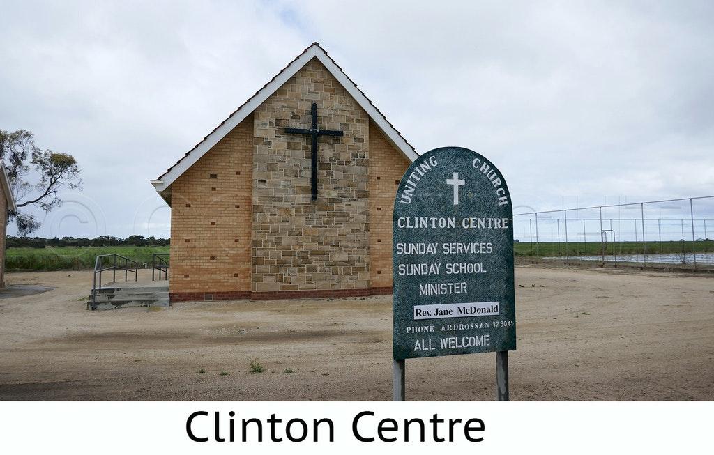 clinton centre