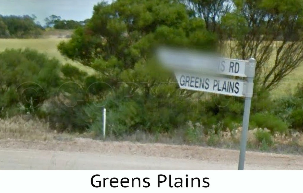 Greens Plains