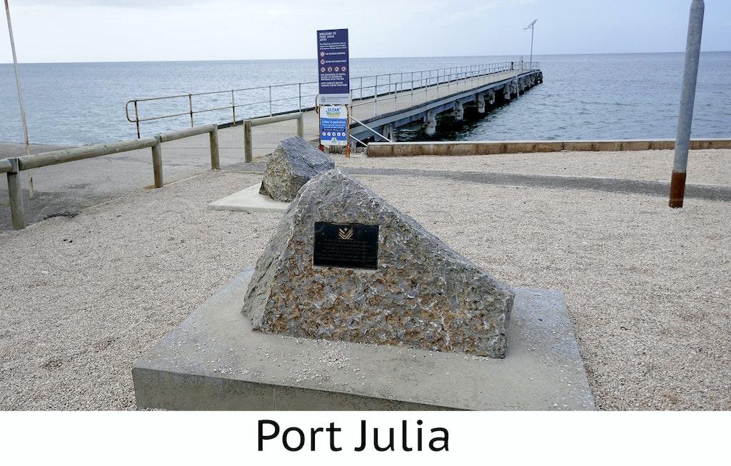 Port Julia