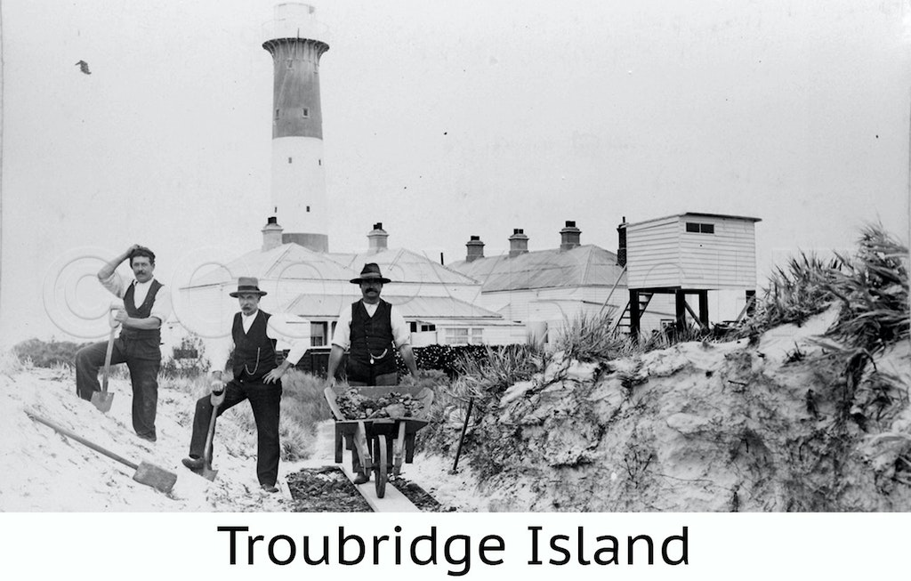 Troubridge Island