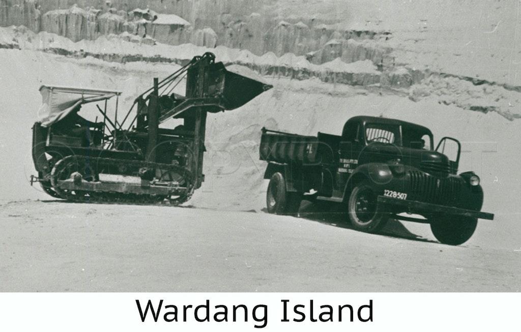 Wardang Island