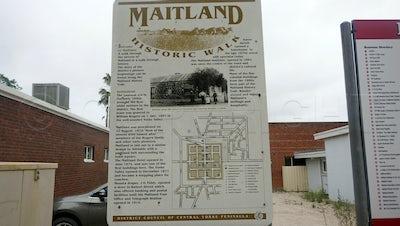 Maitland Home Page