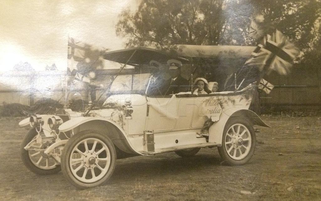 G Talbot war procession 1915 IMG_0647