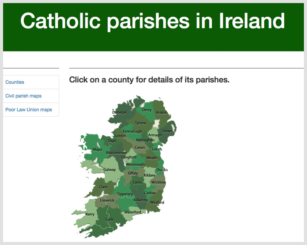 Catholic Parishes