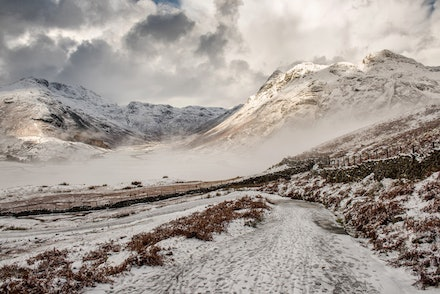 Langdale and Coniston - Great Langdale, Little Langdale and Coniston, the surround fells and valleys.  All these photographs are available to purchase...