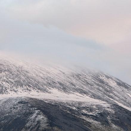 Snow on the edge