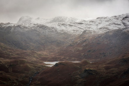 A view to a tarn