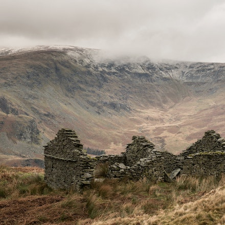 Bothy at Haweswater