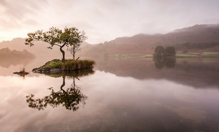 Grasmere, Rydal & Windermere - Grasmere, Rydal, Windermere and Esthwaite Water, the surrounding fells and passes.  All these photographs are available...