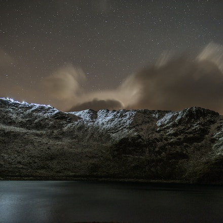 Striding Edge by Torchlight 1 - Carmen