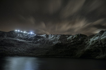 Striding Edge by Torchlight 3 - Carmen