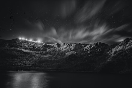 Striding Edge by Torchlight 5