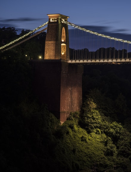 Clifton Suspension Bridge tower