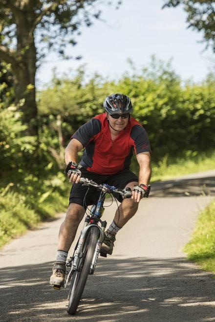 Mounting biking