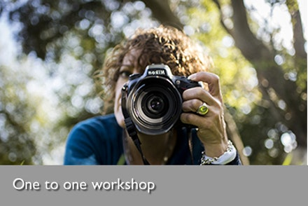 One to one workshop