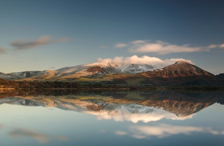 The colours of Skiddaw