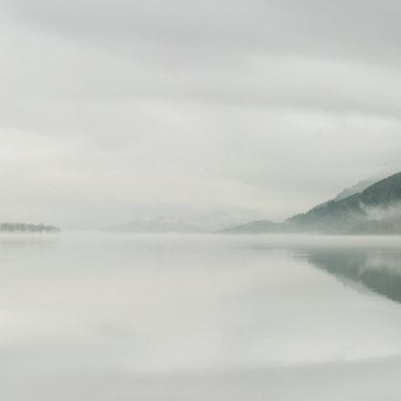 Mist at Bassenthwaite