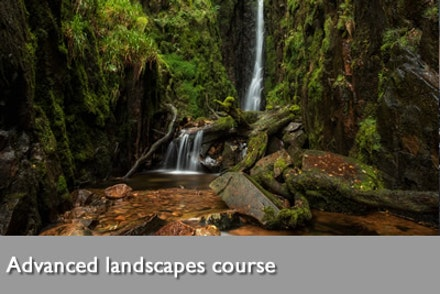Advanced landscape course