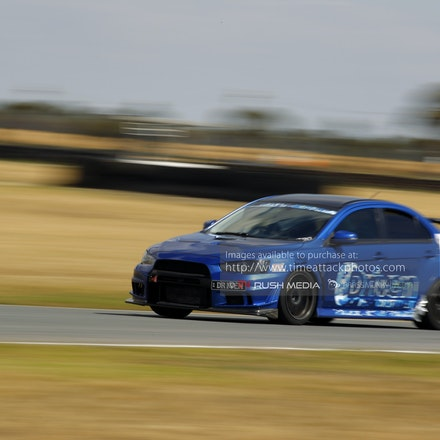 SA Time Attack - Group 3