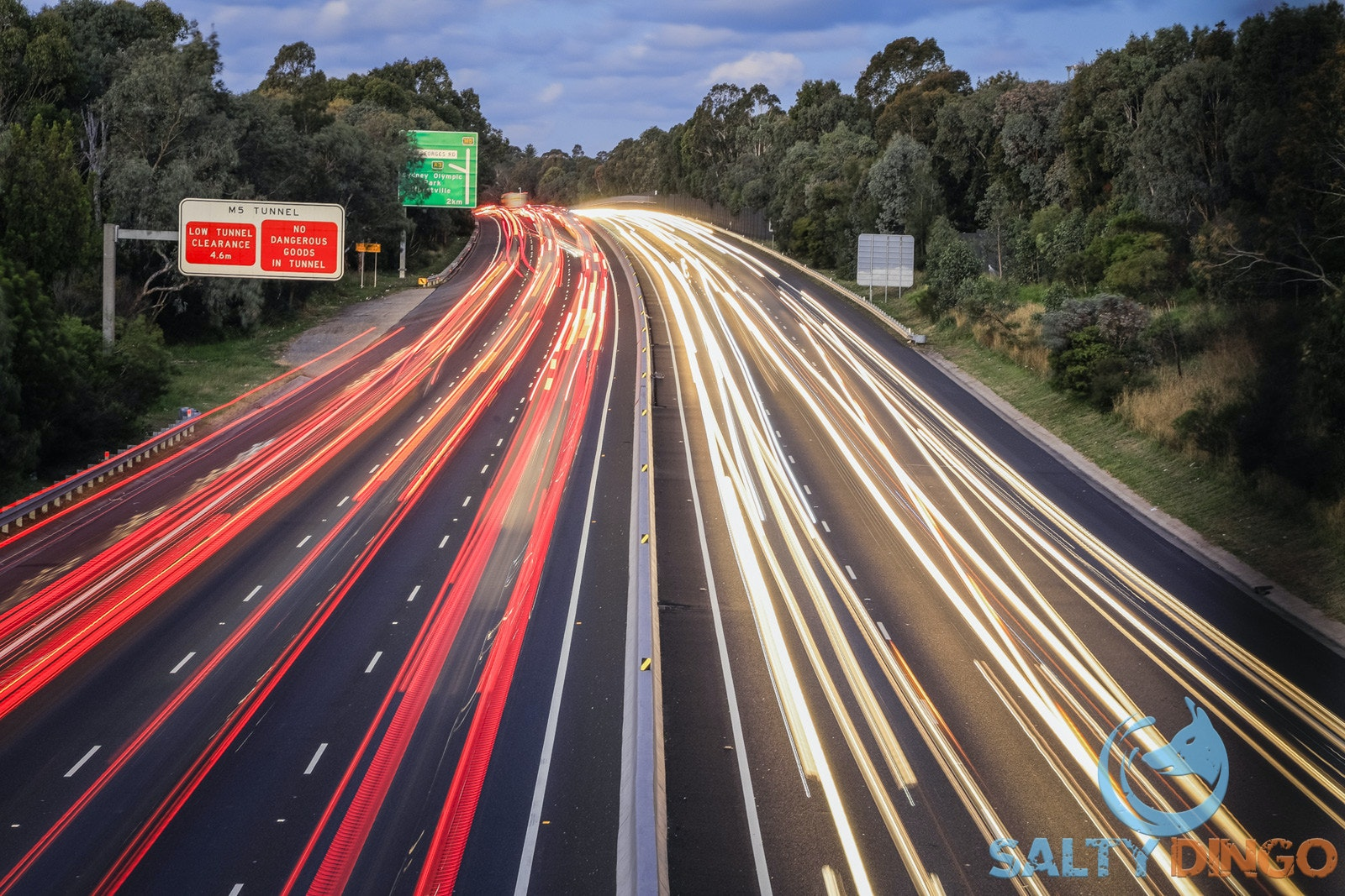 M5 Motorway OSL DPE © Salty Dingo 2017-6289 - OSL DEP photographic project. © Salty Dingo 2017