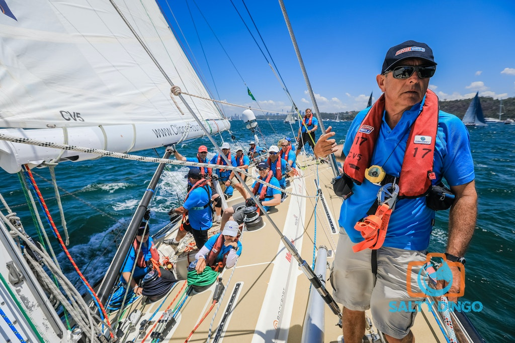 RSHYR Salty Dingo-9452 - Rolex Sydney Hobart Yacht Race 2016 aboard Clipper Ventures 5.  #RSHYR #teamsaltydingo Picture Salty Dingo ALL USE MUST CREDIT...