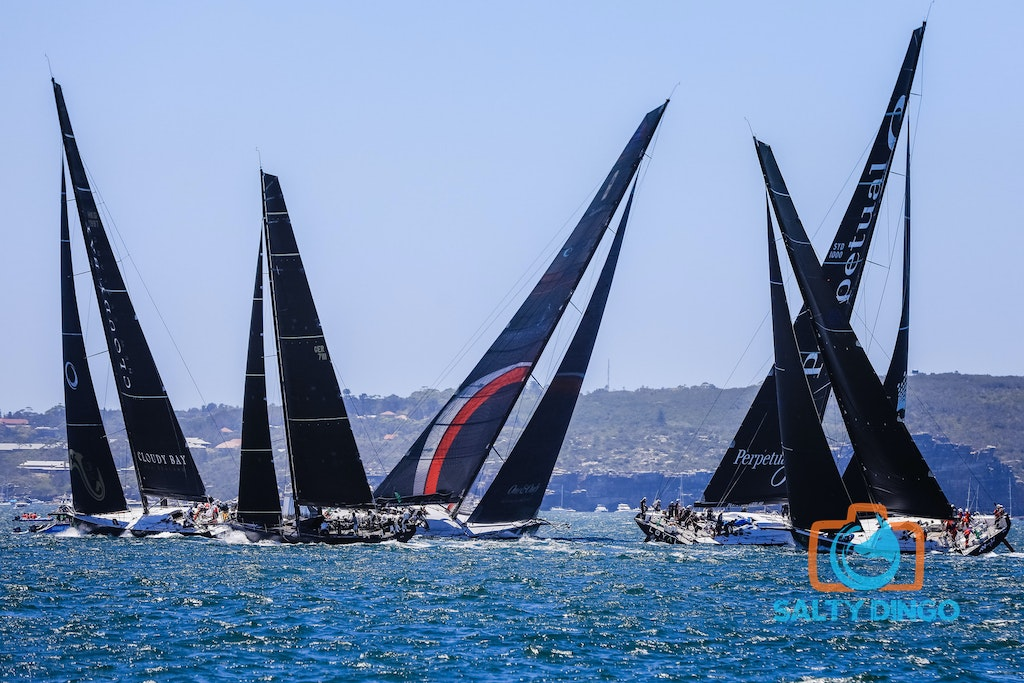 RSHYR Salty Dingo-9566 - Rolex Sydney Hobart Yacht Race 2016 aboard Clipper Ventures 5.  #RSHYR #teamsaltydingo Picture Salty Dingo ALL USE MUST CREDIT...