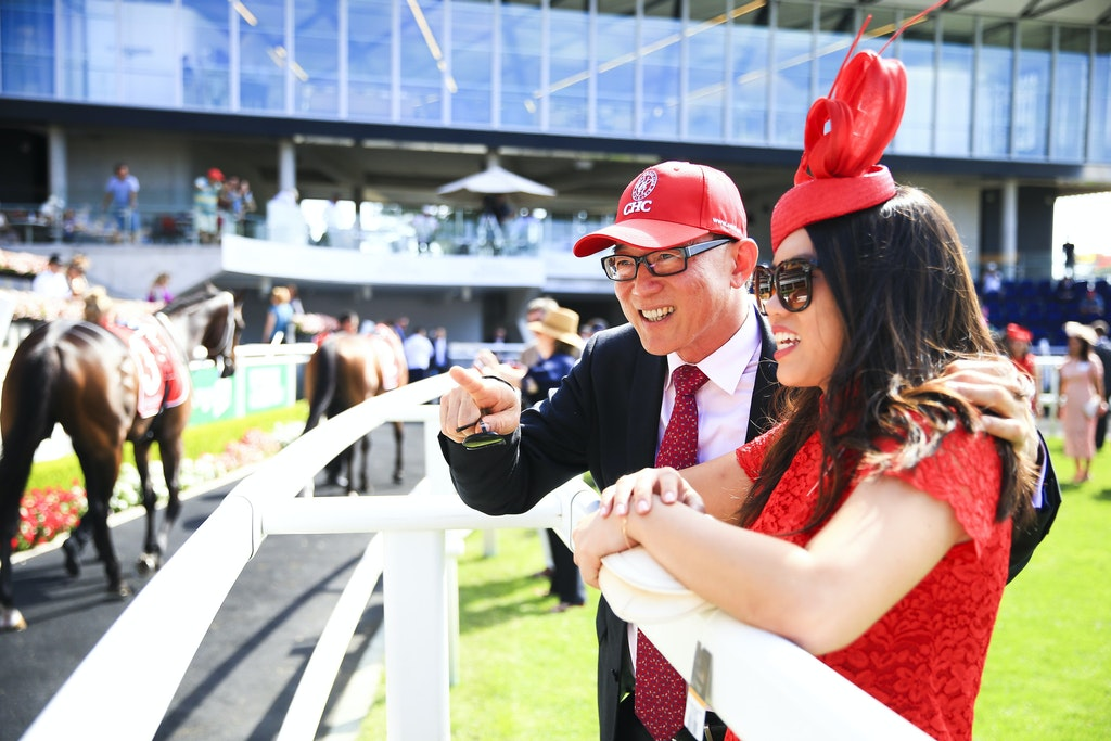 DR1_9431-EDIT - China Horse Club at The Star Chinese Festival of Racing, Royal Randwick. Picture by Salty Dingo - 2017 © SALTY DINGO