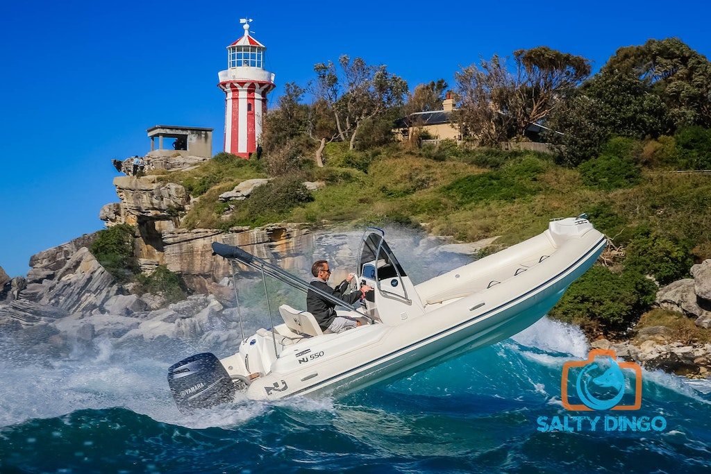 Nuova Jolly NJ 550 © Saltwater Images-2683 - Azumit 62 The Boutique Boat Company .  Picture Saltwater Images