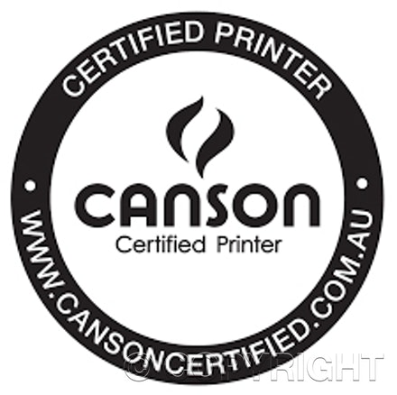 Canson Certified Printer - Rag Photographic 2780 - A Canson Certified Printer is one who has met the stringent level of printing quality as set out by...