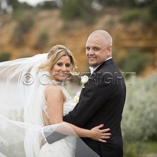 Kandice and Corey Grech