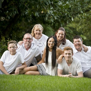 Marg McGrath Family