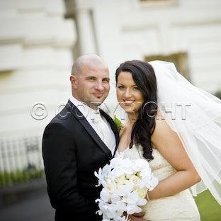 Stephanie and Branko