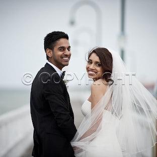 Karen and Priyan