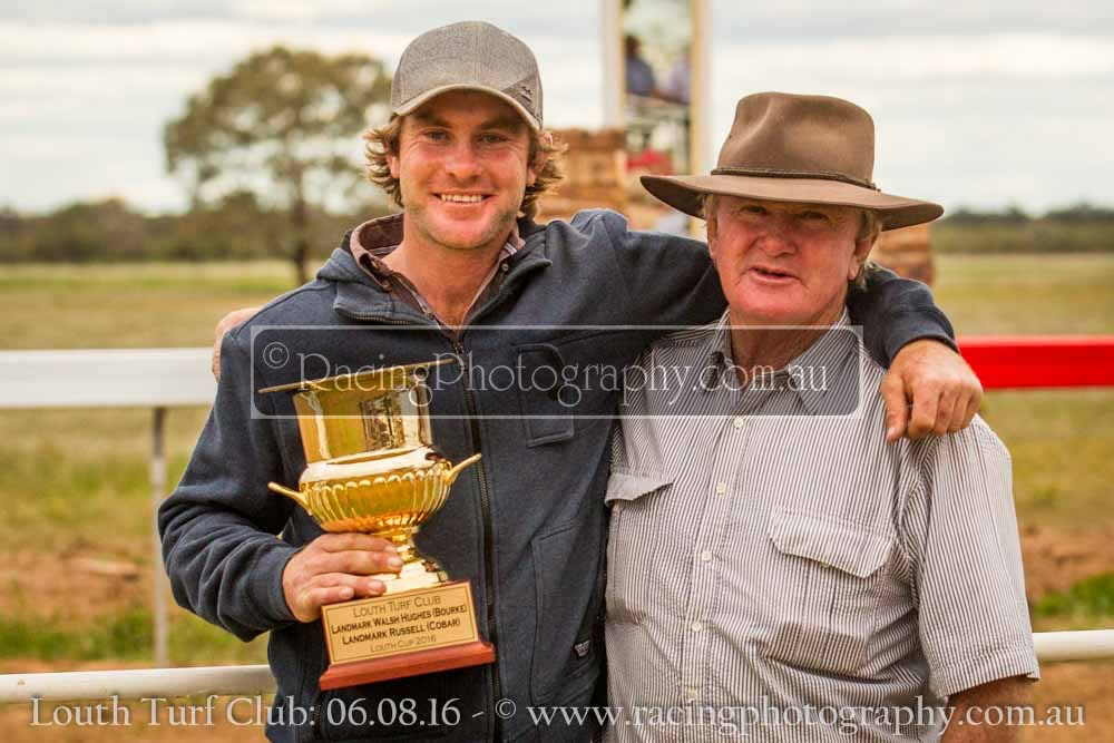 06 Aug 2016 R6-40 - 6th August 2016 - Louth Turf Club - Race 6 - 2016 Louth Cup, 2000m - 1st - Rusty Motorbike, Clayton Gallagher / Rodney Robb