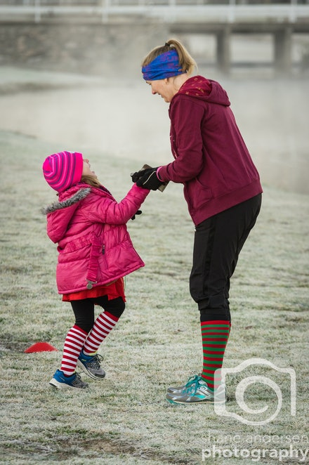 Christmas Parkrun.Park Run Christmas In July Shane Andersen Photography